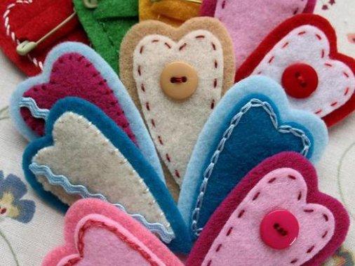 Скоро День Святого Валентина: Мастерим валентинки своими руками!