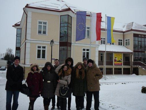 Зміцнення партнерства: Рада євроклубів Кіровоградщини святкувала Водохрещу у Польщі!
