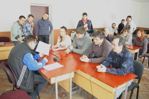 Відбувся другий етап Чемпіонату Кіровограда зі «Своєї гри» та «Ерудит-квартету»