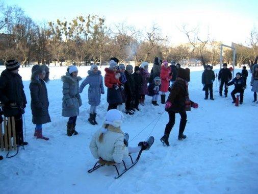 У Кіровоград прийшла «Спортивна зима»