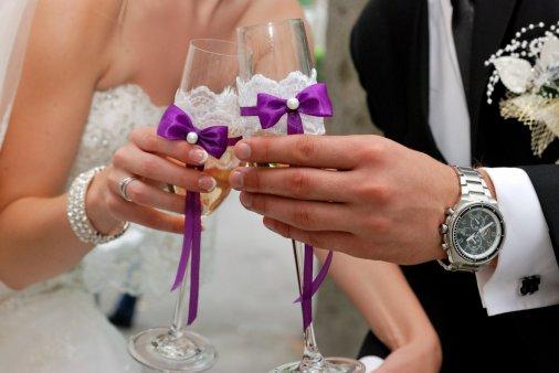 Маленький Париж: Свадебные аксессуары и украшение торжеств