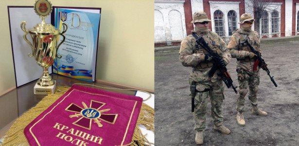 Подполковник Сергей Сенчев: Кировоградский спецназ в полной боевой готовности и ждет приказа, чтобы выполнить свой долг!