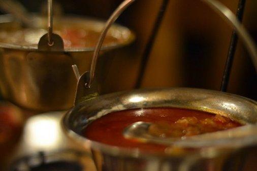 Национальные кухни: Венгерский гуляш!