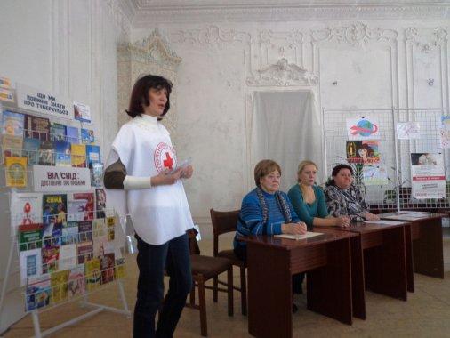 """У Кіровограді сказали """"Ні!"""" туберкульозу і ВІЛ-інфекції"""