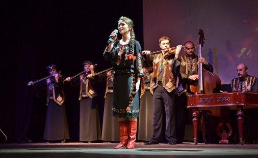 У Кіровограді відбувся концерт пам'яті «Небесної сотні»