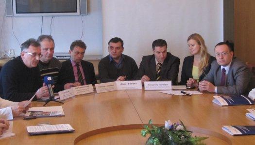 Журналісти обговорювали надання безоплатної правової допомоги населенню