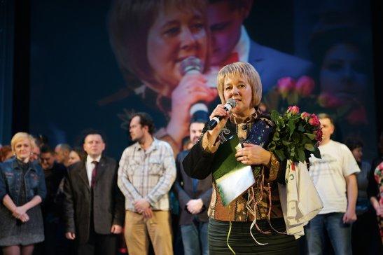 Наталя Долгополова, 25 років клубу Імідж