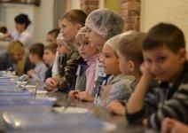 дитячі кулінарні майстер-класи у ресторані Шинок у Кіровограді
