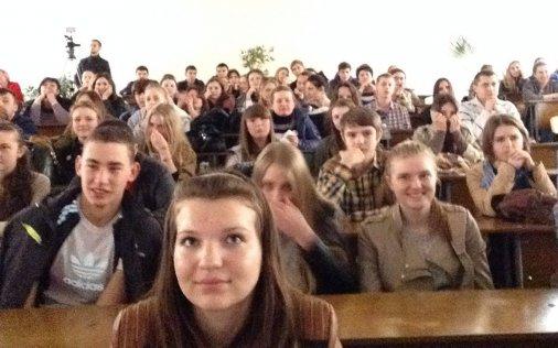 Ліцеїсти Кіровограда створили непогане кіно