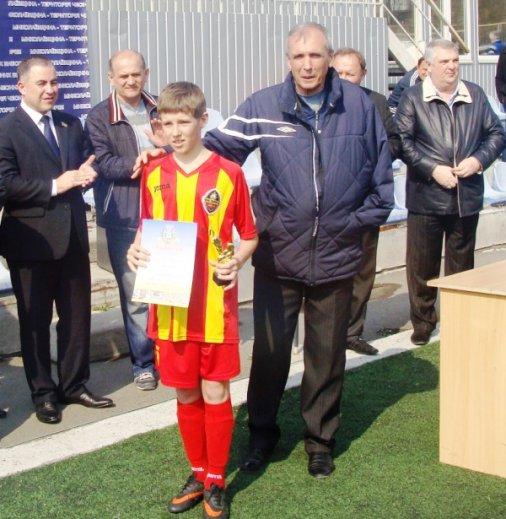 «Зірка» (U-13) виграла турнір в Миколаєві
