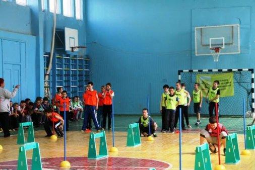 Спортивне свято для школярів