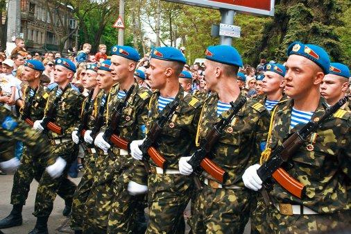 Новоукраїнка - нашим захисникам!