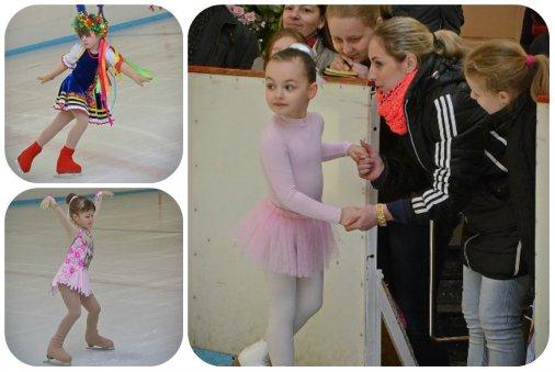 У Кіровограді пройшов Відкритий Кубок з фігурного катання