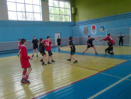 У Кіровограді класно зіграли у гандбол!