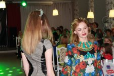 Анна Нагорная, Kirovograd Fashion Weekend