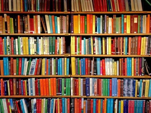 Виставку забутих книг влаштували кіровоградські бібліотекарі