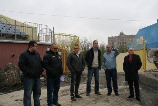 Державний тренер України з легкої атлетики відвідав Кіровоград