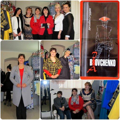 Летние платья и вечерние наряды от Ирины Бровченко