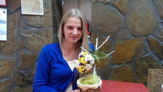 Полина Каташова, участница мастер-класса