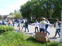 Рекорд України зі зв'язування найдовшої в'язки бубликів