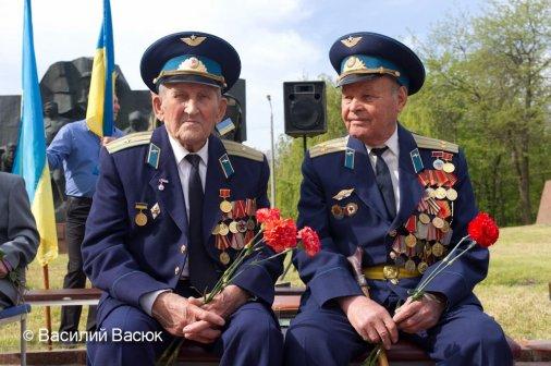 День Перемоги у Кіровограді