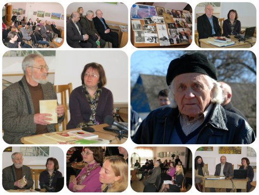 Скарби біля порогу: Круглий стіл пам'яті В'ячеслава Шкоди