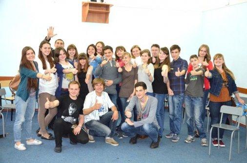 Школа лідерства зібрала молодь повчитися