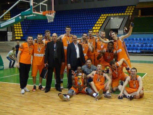 Баскетбол: Третье золото Кировограда!