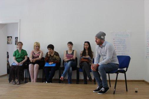 Три дні поспіль у Кіровограді вчилися проводити мирні зібрання