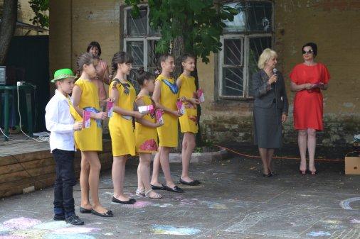 """Театр мод """"Ольга"""" провел свой выпускной!"""