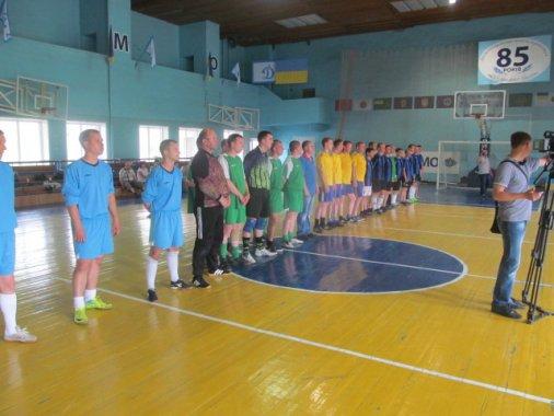 Кіровоградські пенітенціарії боротимуться за звання чемпіонів з футзалу