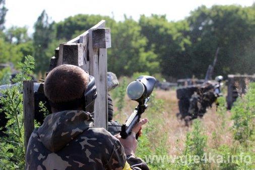 Кіровоградські журналісти влучні не лише словом, а й кулями