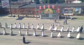 Хресна хода у Кіровограді, автор фото - Андрій Флоренко