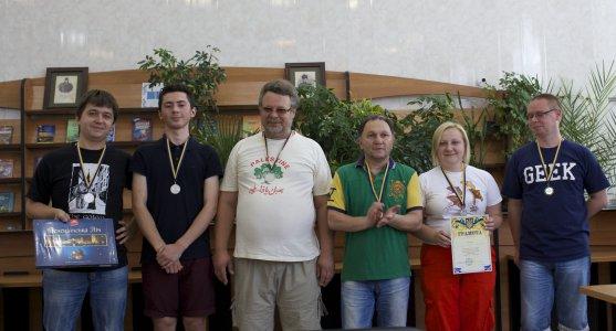 Кировоградцы – серебряные призеры Чемпионата Украины по брейн-рингу