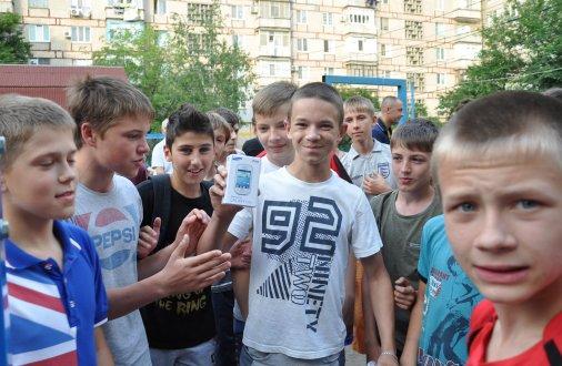 Свято для дітей і дорослих провели у Кіровограді