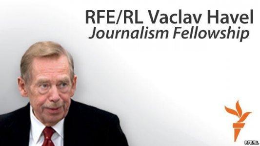 Прийом заявок на здобуття журналістської стипендії імені Вацлава Гавела