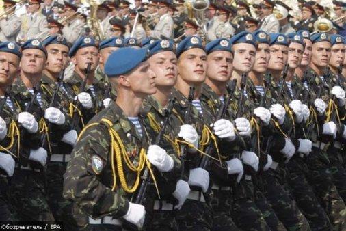 Десять європейських днів у розрізі Кіровоградщини: Армія