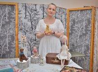 Грета Агафонцева - мастерица медвежат