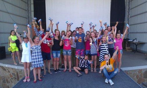 """Найкращі розваги для малечі на """"Святі Дитинства"""" у Дендропарку!"""
