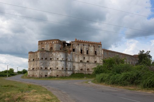 Меджибож - замок, история, приключение