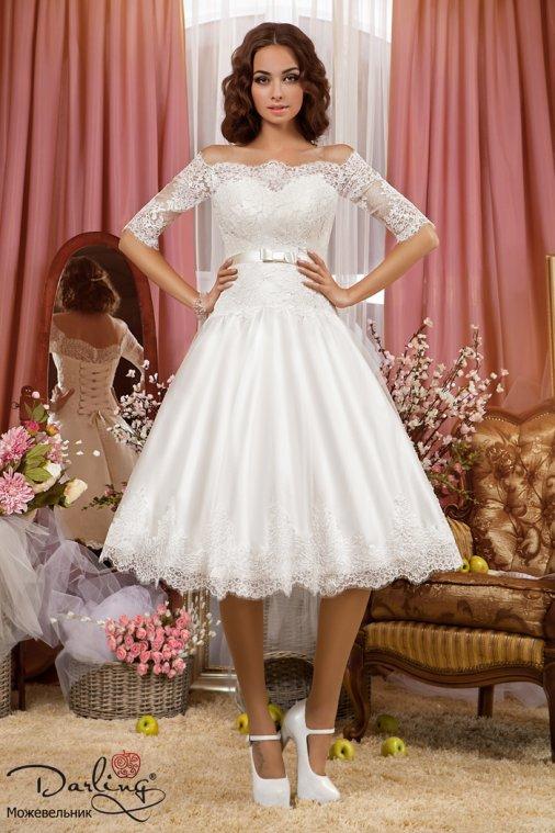 Свадебные наряды: Шик – в простоте!