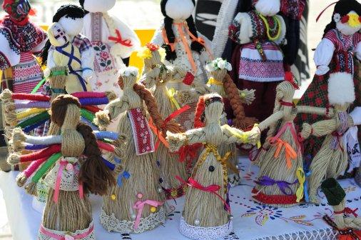 Варвара Диордиева - о куклах-мотанках