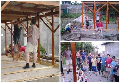Їдальню для безхатченків збудували у Кіровограді