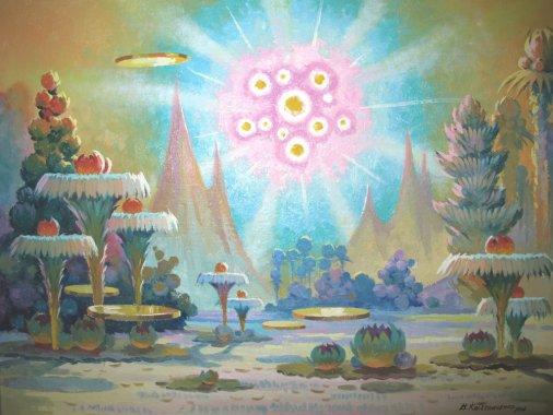 Виставка «Відблиск ери» з нагоди Всесвітнього дня НЛО