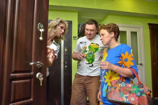 Купувати білоруські двері тепер зручніше - у новому магазині на Полтавській