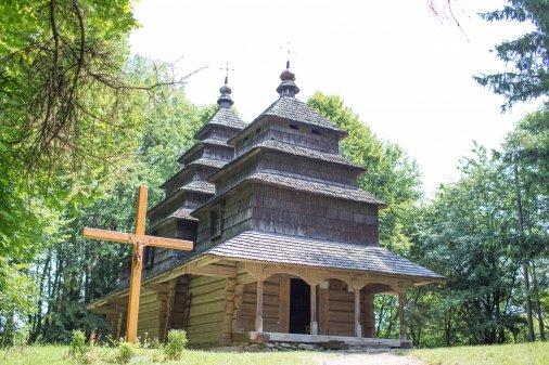 Carpathians concentrated: Шевченківський гай