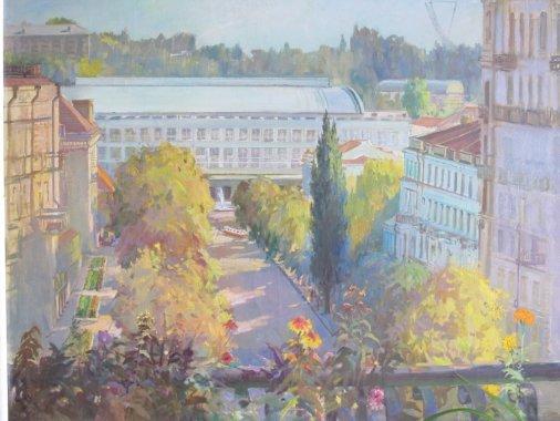 Виставка «Через терни» до 115-річчя від дня народження художника-земляка Петра Кодьєва