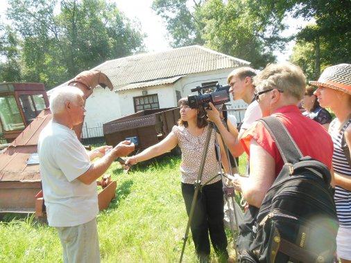 Поїхали у Петрівський район шукати духовність!