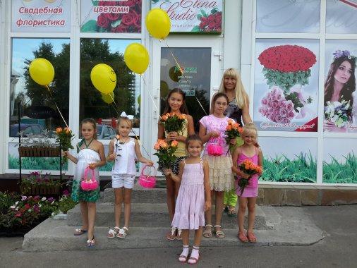 Чудеса флористики: Корзинка с сюрпризом
