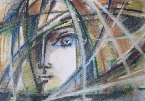 Лірика графічного мотиву Ірини Зантарії